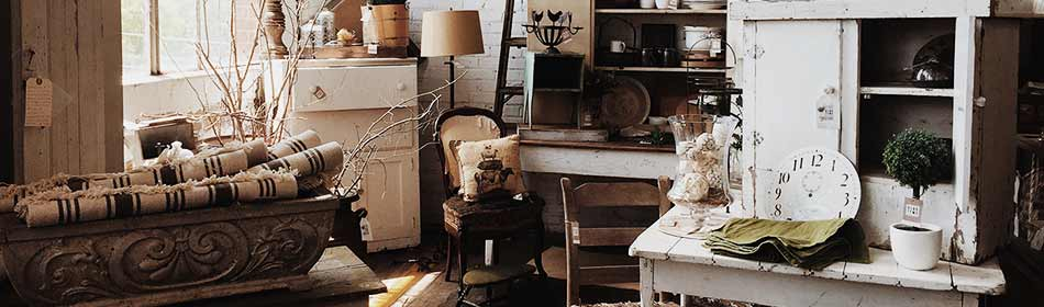 Antique Stores, Vintage Goods in the Warminster, Bucks County PA area