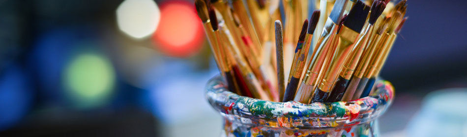 classes in visual arts, painting, ceramic, beading in the Warminster, Bucks County PA area